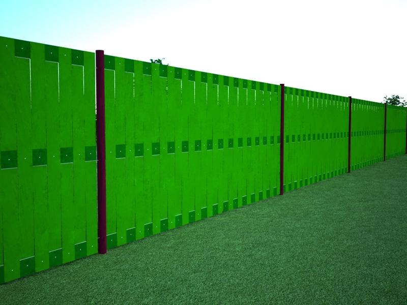 С чего сделать дешевый забор